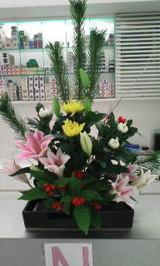 2006.12.28 生け花
